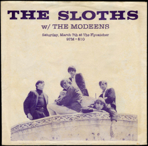 The Sloths and The Modeens on March 7th
